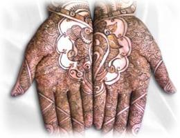 Henna strut
